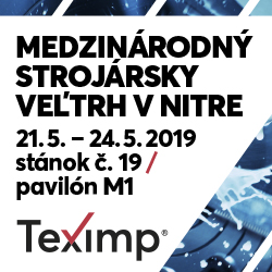 Teximp Nitra 2019 Banner 250x250px